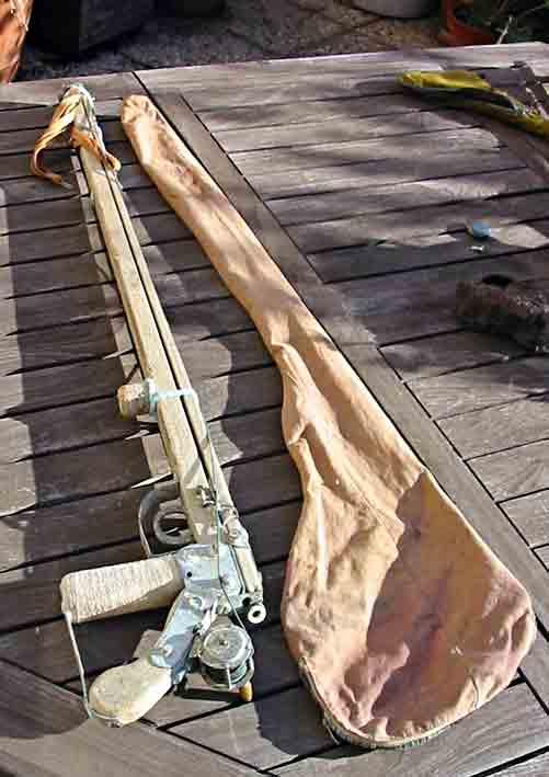 harpon bois
